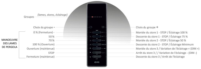 Telecommande ideal